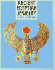 Ancient Egyptian Jewelry  (ExLib) by Carol Andrews