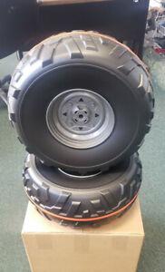 Peg Perego Polaris Sportsman 800 / 850 Twin Front Wheel Set (2 Tires)