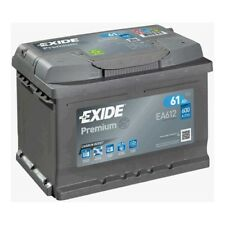 EXIDE EA612 Starterbatterie PREMIUM