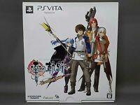 zero no Kiseki Evolution limited Chara ani limited ver. BOX set rare game F/S