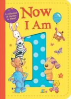 Now I Am 1, Hardcover by Tiger Tales (COR); Baines, Rachel (ILT), Brand New, ...