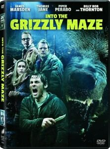 Into the Grizzly Maze [New DVD] Ac-3/Dolby Digital, Dolby, Dubbed, Subtitled,