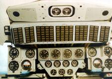 AUTHENTIC Spaceship BURAN БУРАН Light-Indicators Instrumental Panel SHUTTLE
