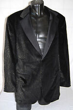 Hugo BOSS ORIGINALE Velluto Blazer 48 Jacket Giacca Giacca elegante 498,- GLAMOUR d-2435