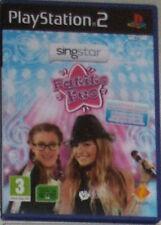 PS2: Singstar Patito Feo. Original. Completo