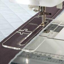 Prym Costura Calibre Tamaño 4 X 10cm-Regla Flexible para trabajar con máquina de coser