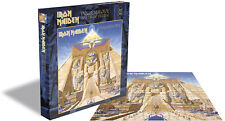 IRON MAIDEN Powerslave OFFICIAL 500 PIECES JIGZAW PUZZLE