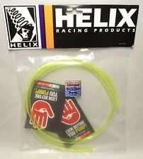 """SCOOTER 50CC 125CC 150CC GY6 HIGH QUALITY Helix Fuel Vacuum Lines 3/16""""  Yellow"""