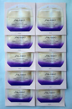 SHISEIDO Vital Perfection Uplifting and Firming Cream 10 x 1.5ml samples NEW!