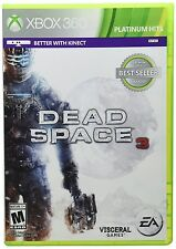 Dead Space 3 [Xbox 360, NTSC, Third-Person Sci-Fi Horror Survival Shooter] NEW
