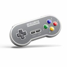8 BITDO SF30 2.4G controlador inalámbrico para juegos electrónicos SFC Classic Edition ()