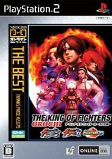 Used PS2 The King of Fighters Orochi The Best Japan Import