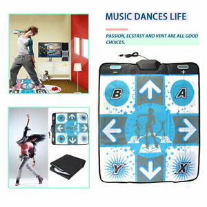 Dance Mat for Nintendo Wii Hottest Party Game Dancing 2 Stage Pad Non Slip US