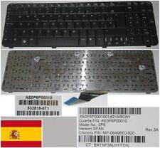 Clavier Qwerty Espagnol HP G61 CQ61 0P6 539618-071 AE0P6P00010 MP-08A96E0-920