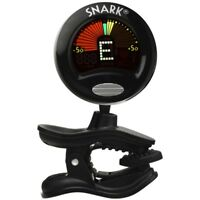 NEW SNARK SN5 CLIP-ON CHROMATIC TUNER FOR GUITAR, BASS, UKE, BANJO & VIOLIN SN-5