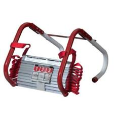 Fire Escape Ladder 13 ft. L 2-Story Tangle Free Fast Easy Home Work Site Safety