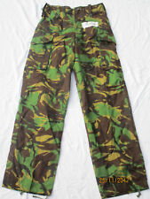 Trousers Combat Tropical Jungle DPM, 80er anni tropici Pantaloni, Tg. 85/76/92, #sr16/17