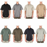 5.11 Tactical Button-down Collar Shirt, Short Sleeves, Style 71152, Sizes XS-3XL