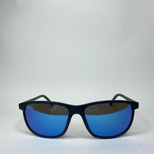 MAUI JIM DRAGON'S TEETH MJ 811-03S Dark Navy Stripe Blue Hawaii Polarized 2309