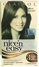 Clairol Nice n Easy Natural Medium Golden Brown 5G 117 Hair Color