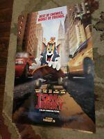 Tom & Jerry 2021 Original D/S Movie Poster 27x40