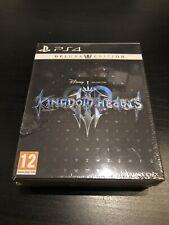 Kingdom Hearts 3 Deluxe edition pal españa PS4 Playstation 4