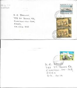 2 Covers From Tristan To UK
