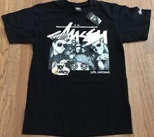 Stussy X Yo! MTV Raps DIGITAL UNDERGROUND S Small Black T-Shirt  Hip Hop