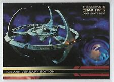 Star Trek Deep Space Nine trading cards -The Complete- PROMO Card# P2