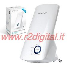 ACCESS POINT TL-WA854RE 300N REPEATER WIRELESS RANGE EXTENDER NETWORK HOME LAN