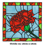 Fensterfolie Handarbeit 360 Fensterbild Window Color Bild Frühlingsboten