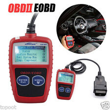 OBD2 OBDII EOBD Scanner Car Fault Code Reader Data Tester Scan Diagnostic Tool