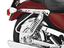 Supporti Borse Laterali Cromati Orig. Harley Davidson Sportster 94-UP 90799-94D
