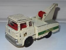 (L) dinky BEDFORD TK CRASH TRUCK TOP RANK  - 434