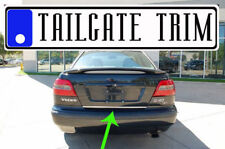 Volvo S40 1995-2003 2004 Chrome Tailgate Trunk Trim Molding
