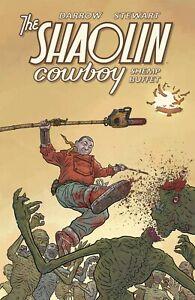 SHAOLIN COWBOY: SHEMP BUFFET GRAPHIC NOVEL Dark Horse Comics Geof Darrow TPB