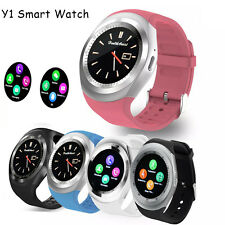 Y1 Smart Watch Phone Multi-Language MP3/MP4 Clock Bluetooth Call Reminder SIM