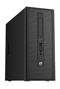 HP ProDesk 600 G1 PC Workstation Intel G3220 3,0 GHz,4 GB,500 GB vorinstalliert