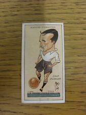 1927 Mac: No.15, Corinthians-Lieut Ke hagan [fútbol caricatura tarjeta emitida