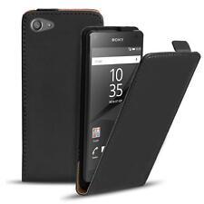 Flip Case Sony Xperia Z5 Compact Hülle Pu Leder Klapphülle Handy Tasche Cover