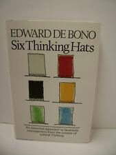 SIX THINKING HATS by EDWARD DE BONO – NEW