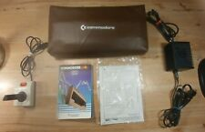 Commodore 64 Computer Fully Tested W Slip Cover Joystick User Manual Power Cord