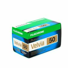FUJIFILM Fujichrome VELVIA 50 RVP50 135/36  Pellicola diapositiva