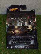 MATTEL HOT WHEELS BATMAN - 3/6 - BATMAN BEGINS BATMOBILE