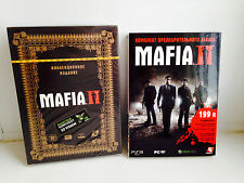 Mafia 2 II: Russian Collector's Edition + Mafia 2 II: Russian Pre-Order Edition