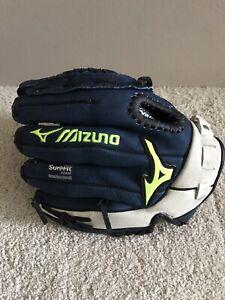 "Mizuno Baseball Glove 10.5"" RHT  Power Close GPP 1050Y1MC (Prospect Series Blue)"