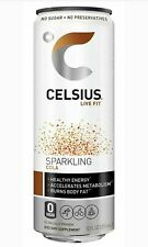 CELSIUS Sparkling Cola Fitness/Energy Drink Sugar Free Six 4-Packs 24 Count 3/20
