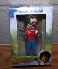 Holiday Christmas Ornament  Kurt S. Adler Bob Ross