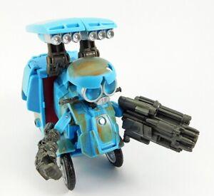 Transformers Le Dernier Chevalier Sqweeks Complet de Luxe Tlk Figurine