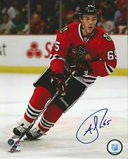 Andrew Shaw Autographed 8x10 Photo #1